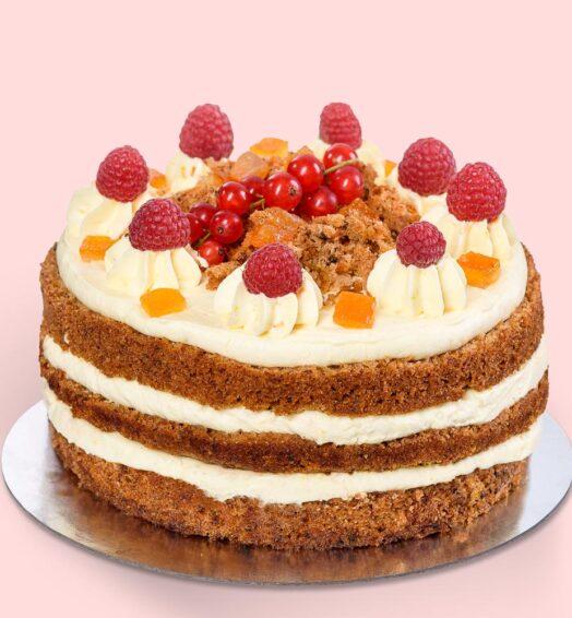 Tort Carrot Cake