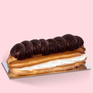 Ecler frișcă și ciocolată