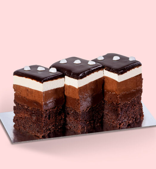 Minimousse 3 ciocolată