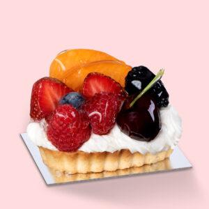 Tartă fructe