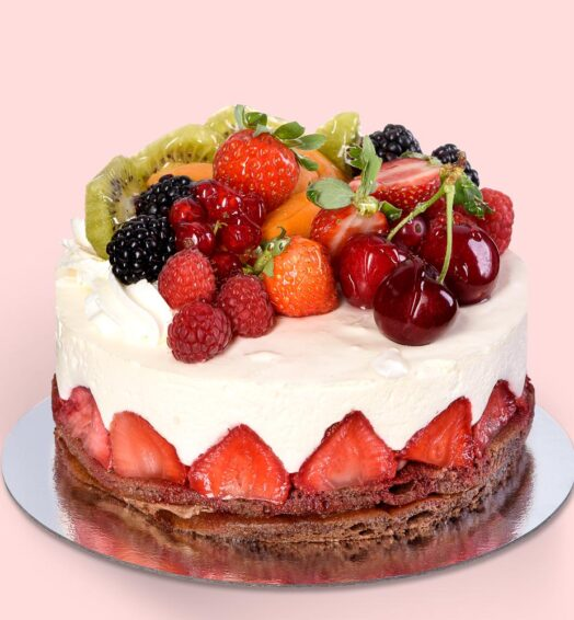 Tort Strawberry Bagatelle