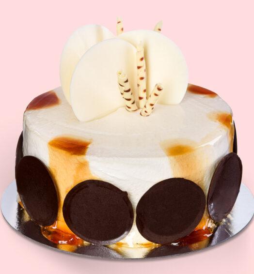 Tort Mousse Alb