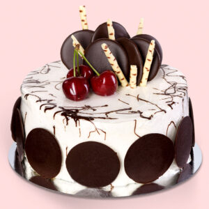 Tort Mousse Negru