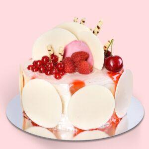 Tort Sweet Blanche